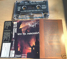 CELTIC FROST - Into the Pandemonium MC RARE POLISH PRESS 1994 Metal Mind Prod.