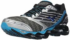 Mizuno Wave Prophecy 5 Men Atomic Blue Running Shoes Size 9 New!