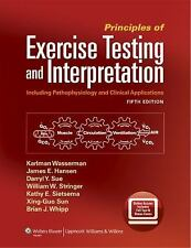 Principles Of Exercise Testing And Interpretation 5th Int'l Edition