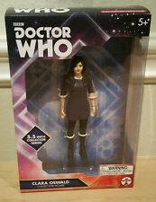 "Underground Toys Doctor Who Clara Oswald 5.5"" Figure In Stock"
