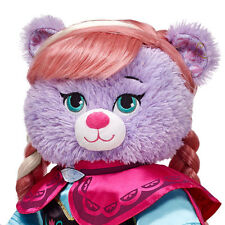 Build a Bear Disney's Frozen Anna Wig Teddy Accessory NEW - WIG ONLY