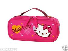 Sanrio Licensed Hello Kitty Pencil Case Argyle
