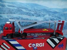 Corgi  Volvo Car transporter #8541