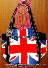 New Robin Ruth UK FLAG Ladies Red London Shoulder Bag Purse Union Jack Style