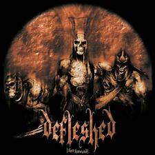 "DEFLESHED ""Fast forward"" DEATH/THRASH FIRST PRESS"