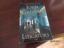 used The Litigators by John Grisham (2012, Paperback) New York Times Bestseller