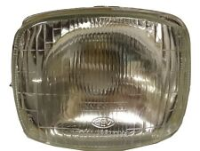 LAMBRETTA GP HEADLIGHT INNOCENTI CEV MARKED HEAD LAMP NEW GLASS AND REFLECTOR