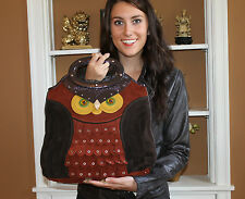 Ultra Rare Kate Spade Sherwood Ida Owl Shopper Bag Purse