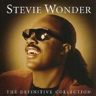STEVIE WONDER THE DEFINITIVE COLLECTION 2 CD (GREATEST HITS / VERY BEST OF)
