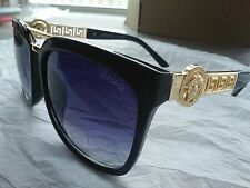 Versace Men's Black Sunglasses