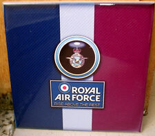 RAF- Royal Air Force  ~RISE ABOVE THE REST~ beautiful CERAMIC TILE