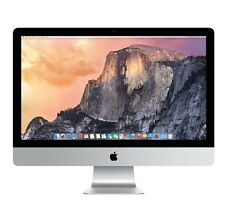 "Apple iMac 27"" Quad Core i5 3.4 Ghrz 32gb 1tb (late 2013) 2gb GPU un livello in Scatola"