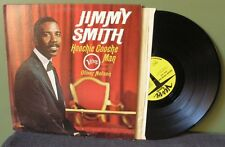 "Jimmy Smith ""Hoochie Coochie Man"" LP Promo Yellow Label Wes Montgomery"