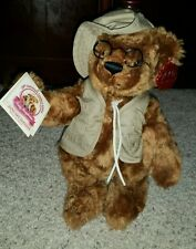 NEW Dandee plush teddy Rough Rider bear 100th anniversary January edition #F8
