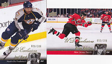 10-11 Upper Deck Brian Rolston /100 UD Exclusives Devils 2010