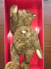 STEIFF Teddy Bear 1907 Replica 70cm Brown SIGNED Limited Edition LE ~ NEW in BOX