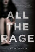 Courtney Summers - All The Rage (2015) - New - Trade Cloth (Hardcover)