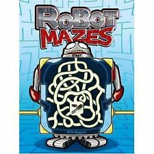 Dover Children's Activity Bks.: Robot Mazes by Peter Donahue (2008, Paperback)