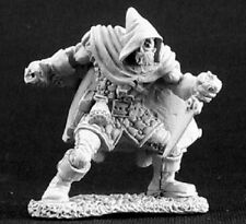 Rogan Half Orc Thief Reaper Miniatures Dark Heaven Legends Rogue Assassin Ranger