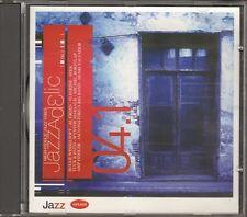 Jazzadelic 04.1 CD 10 tr JACO PASTORIUS Marcus Miller FLEURINE Michiel Borstlap