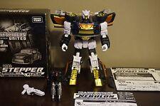 Transformers United STEPPER Takara Million Publishing MISB Classics Jazz