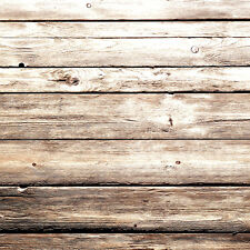 5X7FT Wood Scenery Vinyl photography Backdrop Background studio props ZZ28