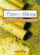Paper Making (Contemporary Crafts), Marion Elliot, Used; Good Book