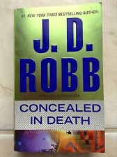 Concealed in Death by J.D. Robb (store#5620)