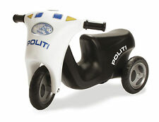 KIDS POLICE SCOOTER SIT ON THREE WHEEL SCOOTER BIKE by DANTOY built to last