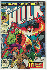 1966 INCREDIBLE HULK #166...VF...1st appearance Zzzax...