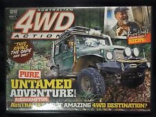 4WD Action #186, DVD, Rockhampton, Byfield National Park, gf9