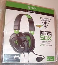 Turtle Beach Ear Force Recon 50X Gaming Headset Xbox One / PS4 /Mac / PC NEW