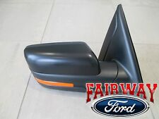 11 thru 14 F-150 OEM Ford Power Fold Heated Signal Puddle Mirror RH Passenger