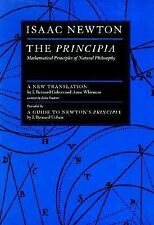 The Principia : Mathematical Principles of Natural Philosophy by Newton, Isaac