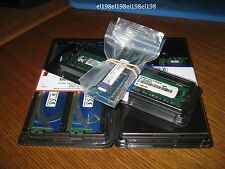 *new Kingston 4GB(2x2GB) Laptop KHX5300S2LLK2/4G HyperX DDR2-667 **sealed**MORE*