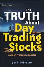 The Truth About Day Trading Stocks: A Cautionary Tale About Hard Challenges and