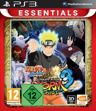 Ps3 Naruto Shippuden: Ultimate Ninja Storm 3 Full Burst nuevo con embalaje original PlayStation 3