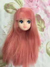 Licca doll head only