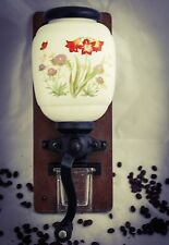 Vintage Coffee Grinder Wall Mounted Mill Moulin a cafe Kaffeemuehle
