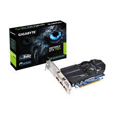 Gigabyte GeForce GTX 750 Ti 2GB GDDR5 PCI-E 3.0 LP Graphics Card GV-N75TOC-2GL