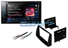"03-08 COROLLA PIONEER 6.2"" TOUCHSCREEN CAR STEREO RADIO W/ INSTALL KIT & CD/DVD"