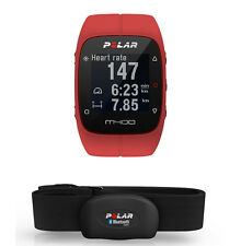 Polar M400 GPS Runners Watch with heart rate monitor & 24/7 activity tracker.