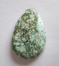 28.30 ct Natural Sierra Nevada Turquoise Cabochon Gemstone, # CO 075