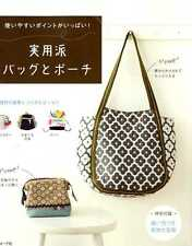 Practical Everyday Bags -  Japanese Craft Book SP3
