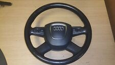 AUDI A4 B7 LEATHER MULTIFUNCTION STEERING WHEEL + AIRBAG 8P0419091BG 8E0880201CE