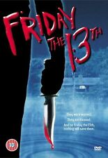Friday The 13th (DVD) Betsy Palmer, Adrienne King, Jeannine Taylor, Robbi New