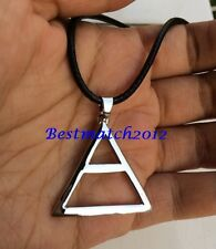 Hot 30 Seconds To Mars Triad Triangle Necklace