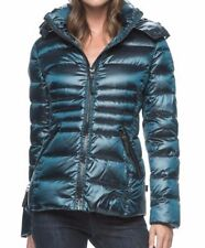 Andrew Marc Women's Detachable Hood  Short Premium Down Jacket Coat  Size XS
