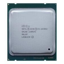 Intel Xeon E5-2650 v2 QS CPU 2.6GHz 8-Core 20M 95W Max 3.4GHz SR1A8 QF6X ES
