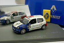 Universal Hobbies UH 1/43 - Renault Clio  Cup N°25 Zaffini